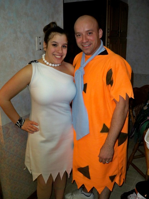 Sewing adventures in life tags costume diy do it yourself flintstone fred halloween nablopomo sewing simple the flintstones wilma projects leave a comment solutioingenieria Gallery